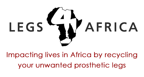 Legs4Africa - Recycling Prosthetic Legs