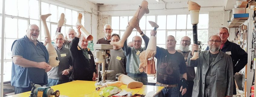 Mens Shed group