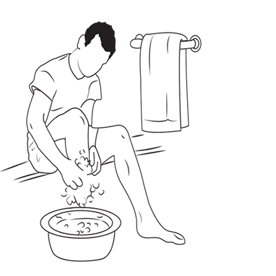essential stump hygiene